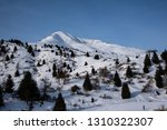 view of the mountains around... | Shutterstock . vector #1310322307