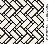 seamless vector pattern.... | Shutterstock .eps vector #1310399287