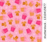 vector seamless pattern for... | Shutterstock .eps vector #1310415877
