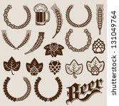 Beer Ingredients Ornamental...