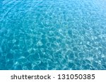background of transparent blue... | Shutterstock . vector #131050385