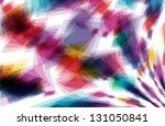 artistic colorful texture  ... | Shutterstock .eps vector #131050841