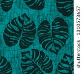 tropical seamless pattern with...   Shutterstock .eps vector #1310573657