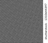 thick wool fabric with parallel ... | Shutterstock .eps vector #1310644397