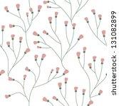 seamless spring or summer... | Shutterstock .eps vector #131082899
