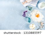 easter baking culinary... | Shutterstock . vector #1310885597