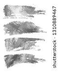 vector illustration of silver...   Shutterstock .eps vector #1310889467