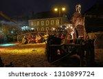 zagreb  croatia   december 20 ...   Shutterstock . vector #1310899724
