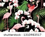 seamless pattern  background... | Shutterstock .eps vector #1310983517