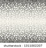 abstract geometric hipster... | Shutterstock .eps vector #1311002207