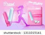 feminine hygiene products....