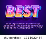 """best"" modern and futuristic... 