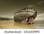 Dulas Bay Shipwreck Anglesey...