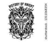 history of knight black and...
