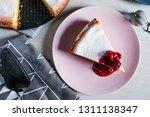 freshly baked classical new... | Shutterstock . vector #1311138347