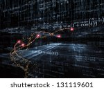 mathematical formula series.... | Shutterstock . vector #131119601