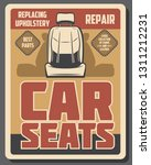 car repair service and auto...   Shutterstock .eps vector #1311212231