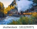 Historic Steam Engine Train...