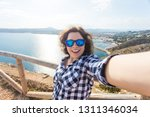 travel  tourism and vacation... | Shutterstock . vector #1311346034