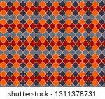 ottoman mosque window vector... | Shutterstock .eps vector #1311378731