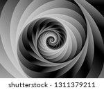 Spiral Fractal Background ...