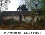 old ancient neglected house   Shutterstock . vector #1311514817