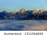 edge of the himalayas   view...   Shutterstock . vector #1311566834