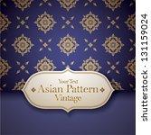 thai art background vector ...   Shutterstock .eps vector #131159024