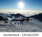 Mount Kilimanjaro   A Group Of...
