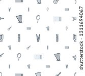 string icons pattern seamless... | Shutterstock .eps vector #1311694067