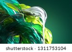 abstract design background  3d... | Shutterstock . vector #1311753104