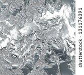 chrome. seamless texture. | Shutterstock . vector #131176391