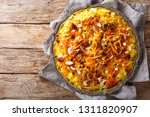 javaher polow  jeweled rice  is ... | Shutterstock . vector #1311820907