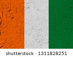 cote d'ivoire   ivory coast...   Shutterstock . vector #1311828251