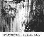 distressed overlay wooden plank ... | Shutterstock .eps vector #1311834377