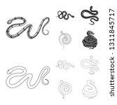 vector design of mammal and...   Shutterstock .eps vector #1311845717