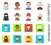 vector design of imitator and... | Shutterstock .eps vector #1311849761