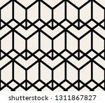 abstract geometric hexagon... | Shutterstock .eps vector #1311867827