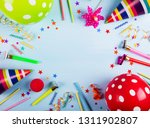 concept birthday party | Shutterstock . vector #1311902807