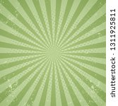 rays background with grunge...   Shutterstock .eps vector #1311925811