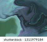 wallpaper water color | Shutterstock . vector #1311979184