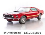 1969 Ford Mustang Mach 1...