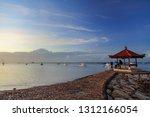 sanur beach  bali  indonesia  ... | Shutterstock . vector #1312166054