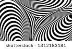vector black white background.... | Shutterstock .eps vector #1312183181