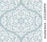 orient vector classic pattern....   Shutterstock .eps vector #1312184954