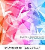 elegant business card design... | Shutterstock .eps vector #131234114