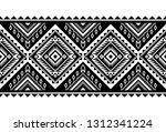 aztec style vector ornament....   Shutterstock .eps vector #1312341224
