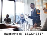confident businessman or... | Shutterstock . vector #1312348517