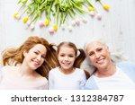 parenthood motherhood maternity ... | Shutterstock . vector #1312384787