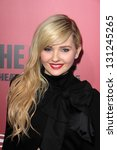 """Small photo of Abigail Breslin at """"The Call"""" World Premiere, Arclight, Hollywood, CA 03-05-13"""